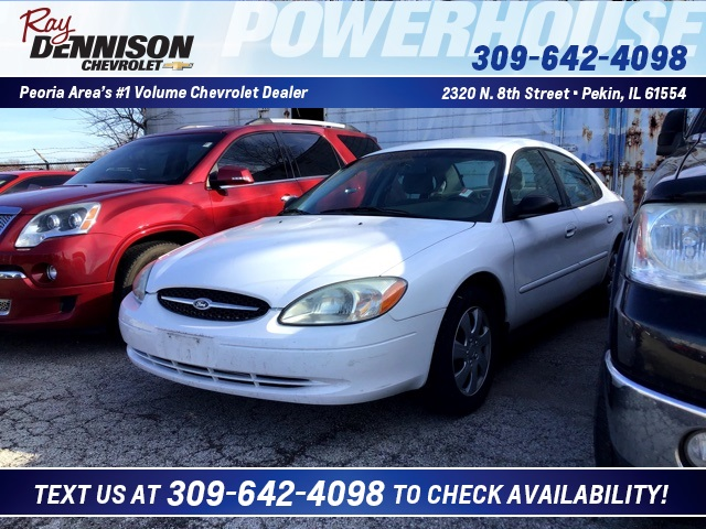 Pre-Owned 2003 Ford Taurus LX