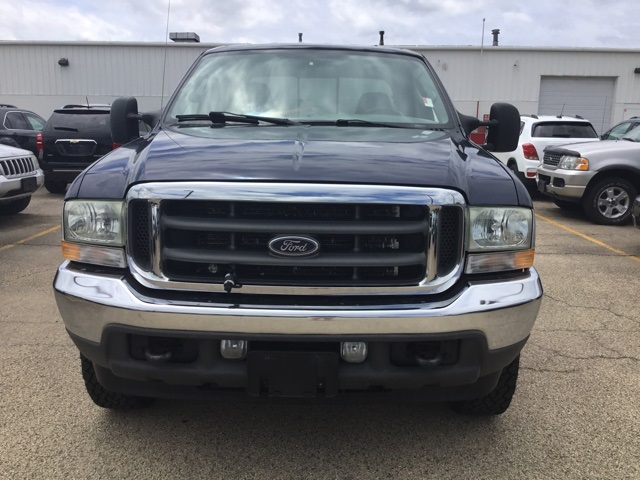 Pre-Owned 2004 Ford F-250SD Lariat