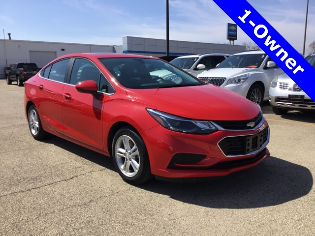 Pre Owned 2016 Chevrolet Cruze Lt