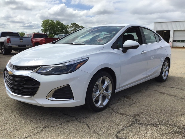 Certified Pre-Owned 2019 Chevrolet Cruze Premier