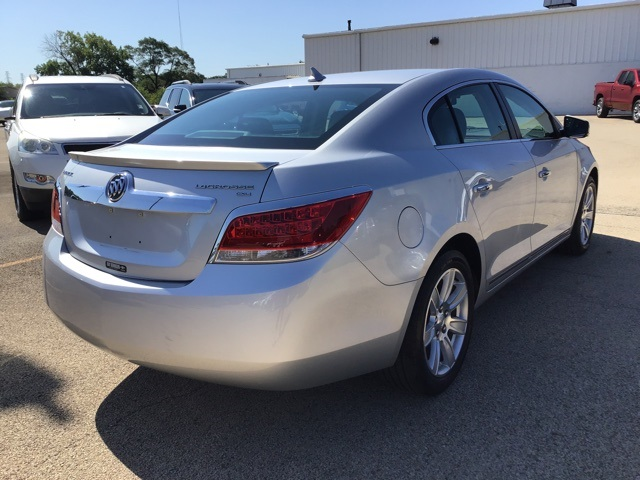Pre-Owned 2011 Buick LaCrosse CXL
