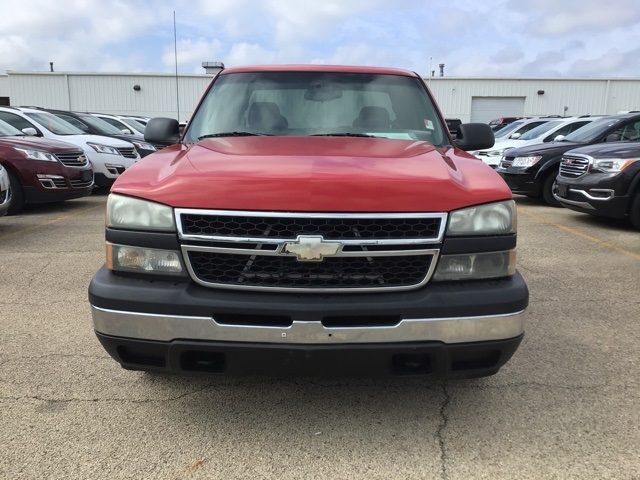 Pre-Owned 2006 Chevrolet Silverado 1500 Work Truck