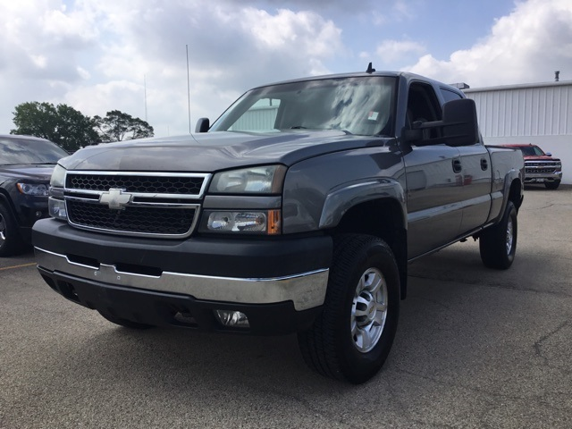 Pre-Owned 2006 Chevrolet Silverado 2500HD LT