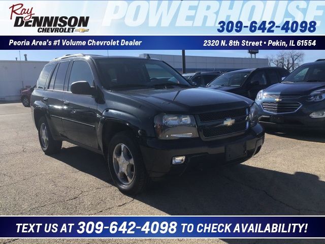 Pre-Owned 2009 Chevrolet TrailBlazer LT