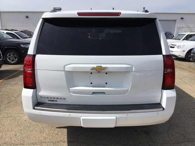Certified Pre-Owned 2015 Chevrolet Suburban LTZ