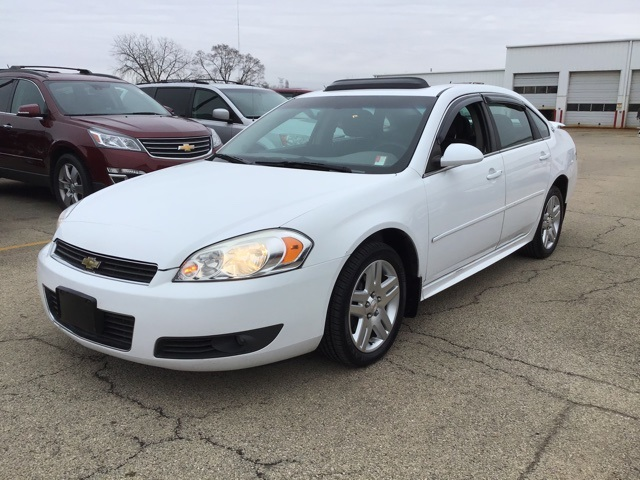 Pre-Owned 2011 Chevrolet Impala LT