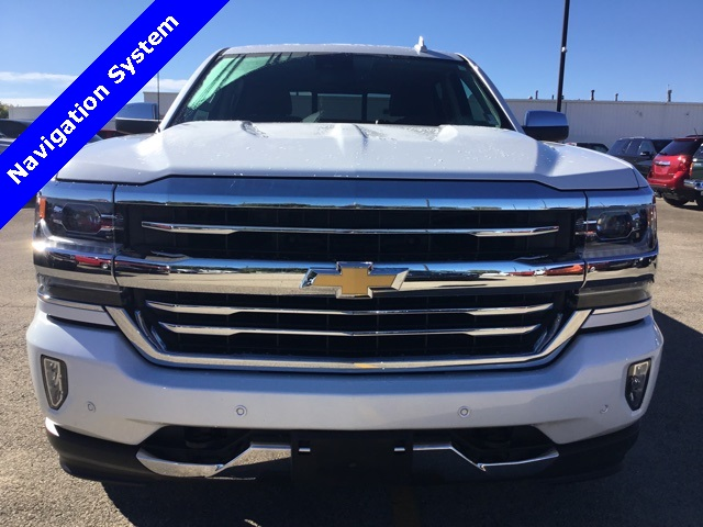 Pre-Owned 2016 Chevrolet Silverado 1500 High Country