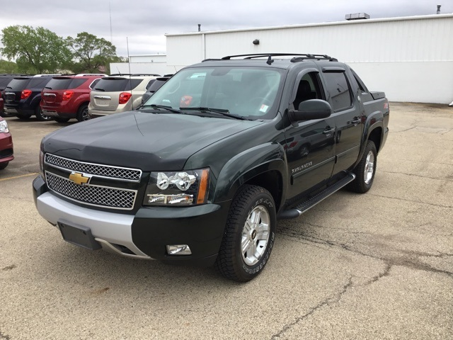 Pre-Owned 2013 Chevrolet Avalanche 1500 LT