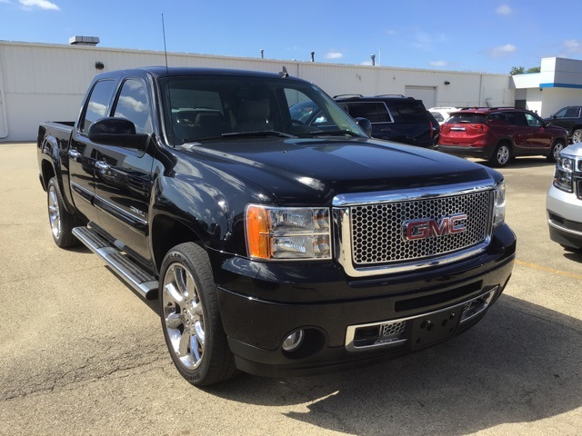 2013 Gmc Sierra 1500 >> Pre Owned 2013 Gmc Sierra 1500 Denali With Navigation 4wd