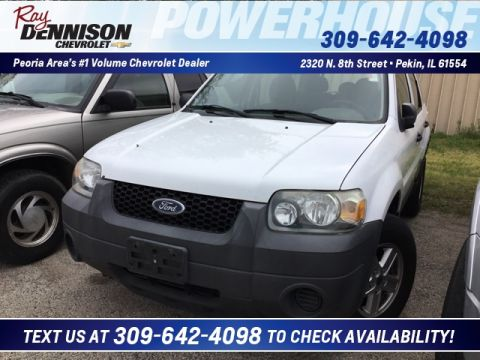 Pre-Owned 2005 Ford Escape XLS