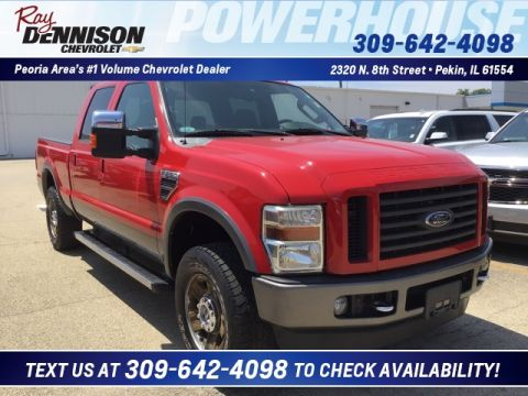 Pre-Owned 2009 Ford F-250SD FX4