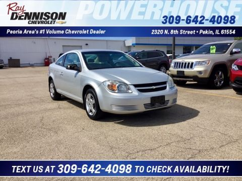 Pre-Owned 2007 Chevrolet Cobalt LS FWD 2D Coupe
