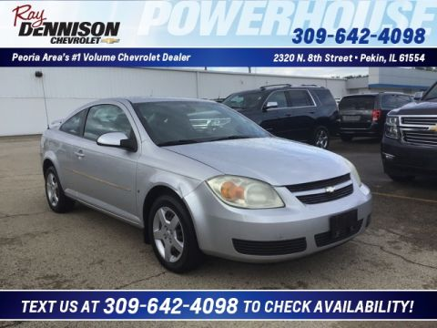 Pre-Owned 2008 Chevrolet Cobalt LT FWD 2D Coupe