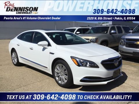 Pre-Owned 2018 Buick LaCrosse Premium I Group