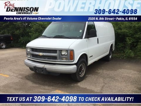 Pre-Owned 2000 Chevrolet Express Van G2500 Base