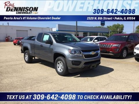 2020 Chevrolet Colorado