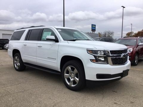 New 2019 Chevrolet Suburban LS