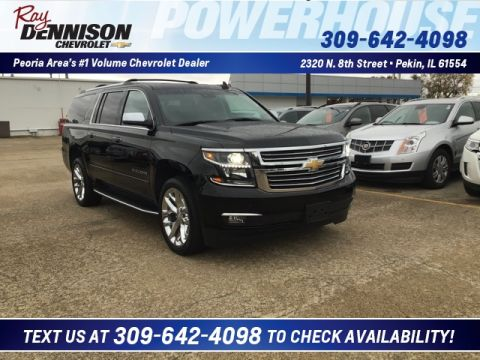 Pre-Owned 2019 Chevrolet Suburban Premier With Navigation & 4WD