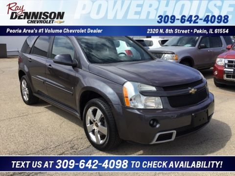 Pre-Owned 2008 Chevrolet Equinox Sport
