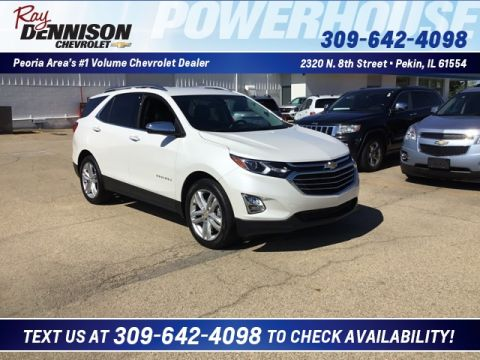 Pre-Owned 2019 Chevrolet Equinox Premier