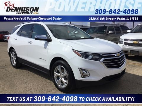 Pre-Owned 2018 Chevrolet Equinox Premier