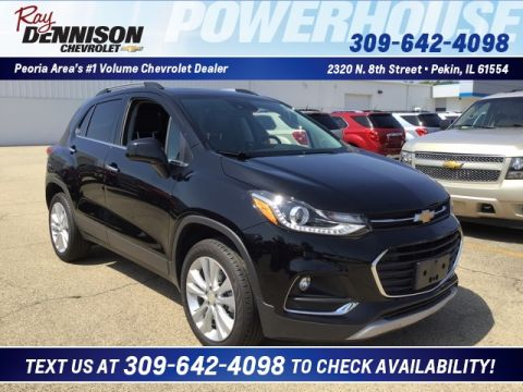 Pre-Owned 2019 Chevrolet Trax Premier AWD