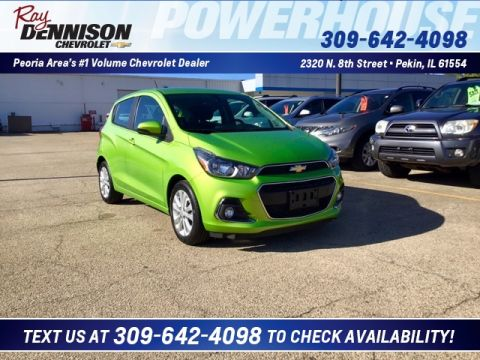 Pre-Owned 2016 Chevrolet Spark 1LT FWD 4D Hatchback